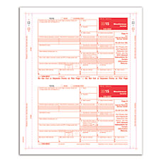 ComplyRight 1099 MISC Tax Forms Self