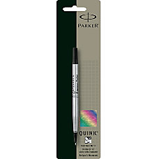 Parker Rollerball Pen Refill Medium Point
