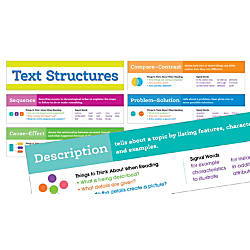 Scholastic Teachers Friend Text Structures Mini