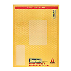 Scotch Cushioned Mailer 5 10 12
