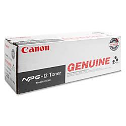 Canon NPG 7 FA21602 Black Copier