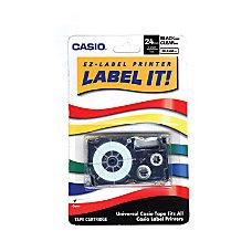 Casio Labeler Tape