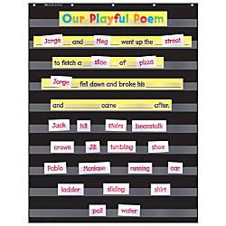 Scholastic Teacher Resources Pocket Chart Standard