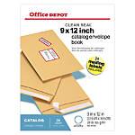 Office Depot Brand Envelope Book 9