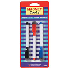 Dowling Magnets Magnetic Dry Erase Markers