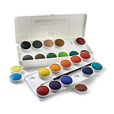 Grumbacher Deluxe Transparent Watercolors Set Of