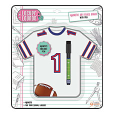 Locker Lounge Jersey Magnetic Dry Erase