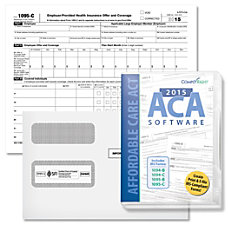 ComplyRight 2015 Affordable Care Act Tax