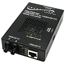 Transition Networks E 100BTX FX 05XLW