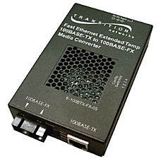 Transition Networks E 100BTX FX 05SCHT