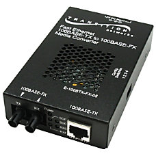 Transition Networks E 100BTX FX 05MT