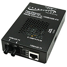 Transition Networks E 100BTX FX 05LW