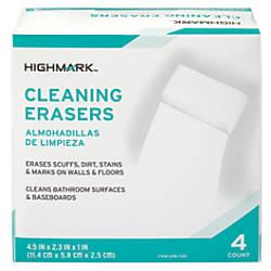 Highmark Multi Purpose Cleaning Erasers 008
