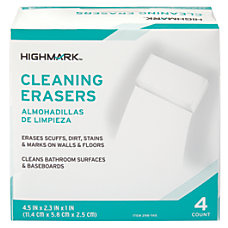 Highmark Multi Purpose Cleaning Erasers 008