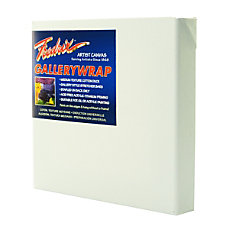 Fredrix Gallerywrap Stretched Canvas 12 x