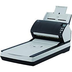 Fujitsu Fi 7280 SheetfedFlatbed Scanner