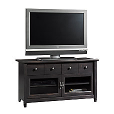 Sauder Edge Water Entertainment Credenza TV