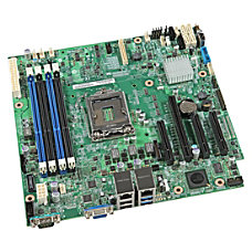 Intel S1200V3RPL Server Motherboard Intel C224