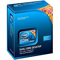 Intel Core i3 i3 4330 Dual