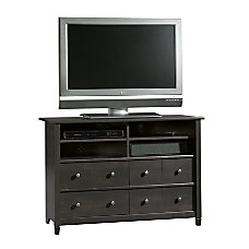 Sauder Edge Water Highboy TV Stand