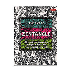 Walter Foster The Art Of Zentangle