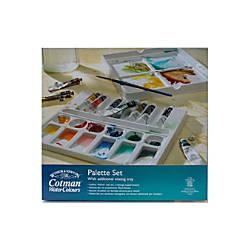 Winsor Newton Cotman Watercolor Palette Set