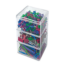 Office Depot Brand Stackable Clip Kit