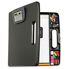 OIC Portable Cliboard Case wCalculator 1