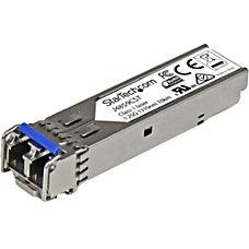 StarTechcom Gigabit Fiber SFP Transceiver Module