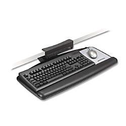 3M Adjustable Keyboard Platform Black