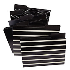 See Jane Work File Folder Set