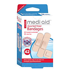 me4kidz Medibag Sheer Bandages Assorted Sizes