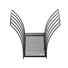 Rolodex Mesh Butterfly Sorter Black