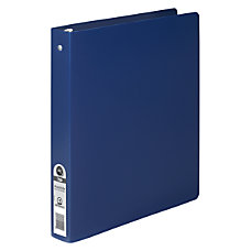 Wilson Jones Flexible Accohide Poly Binder