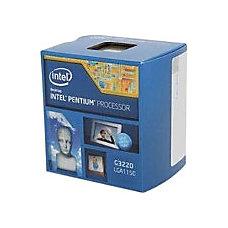 Intel Pentium G3220 Dual core 2