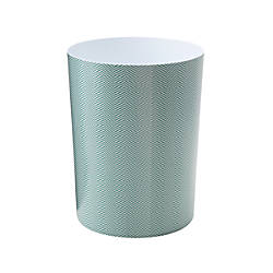See Jane Work Waste Basket Blue