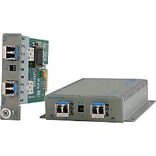 Omnitron Systems SFP to SFP Protocol