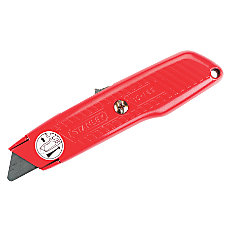 Stanley Self Retracting Utility Knife