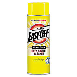 Easy Off Oven Grill Cleaner 24