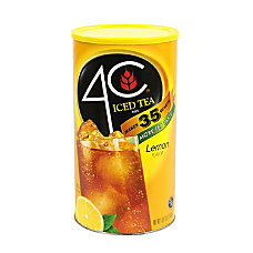 4C Lemon Iced Tea Mix 549