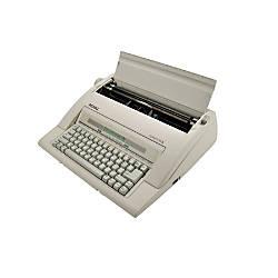 ROYAL Scriptor II 69147T Electronic Typewriter