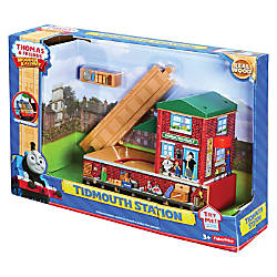 Thomas Friends Tidmouth Station Toy Wood