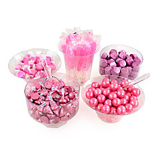 Candycom Reserve Candy Buffet Box Pink