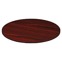 Lorell Chateau Conference Table Top Reeded