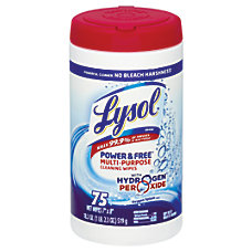 Lysol Power And Free Multipurpose Cleaning