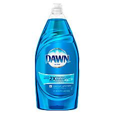 Dawn Dishwashing Liquid 342 Original Scent