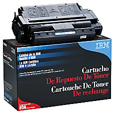 IBM 75P5156 HP C3909A Black Toner