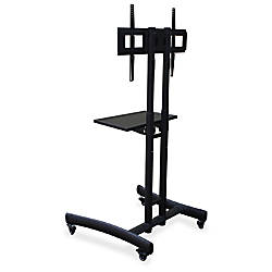Lorell Display Cart 100 lb Capacity