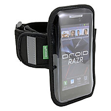 ARKON Smartphone Carrying Case BlackClear