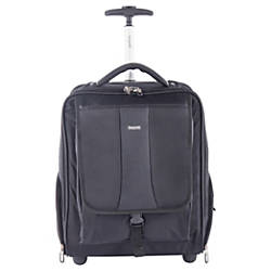 bugatti Carrying Case Rolling Backpack for